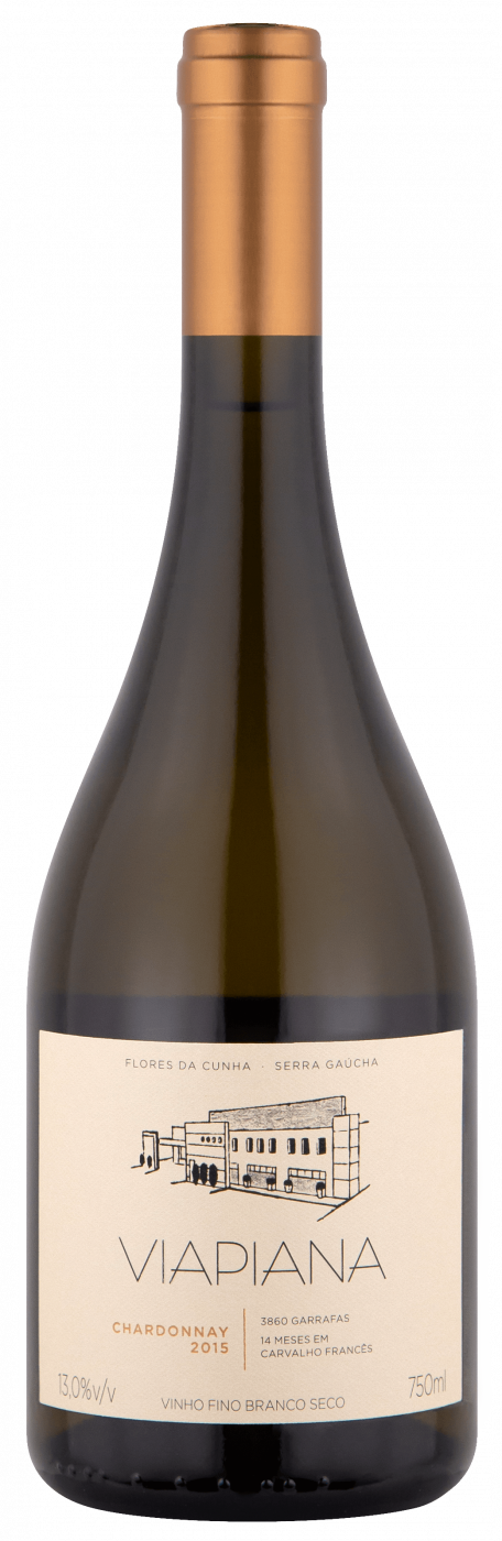 Viapiana Chardonnay 2015
