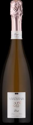 Viapiana Brut Rosé Champenoise 218 dias