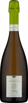 Viapiana Extra Brut Champenoise 250 dias - 100% Riesling Itálico