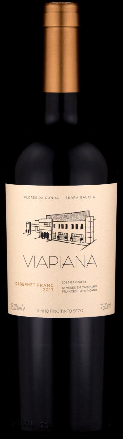 Viapiana Cabernet Franc 2017